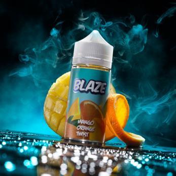 BLAZE Mango Orange Twist 100 мл (3 мг)