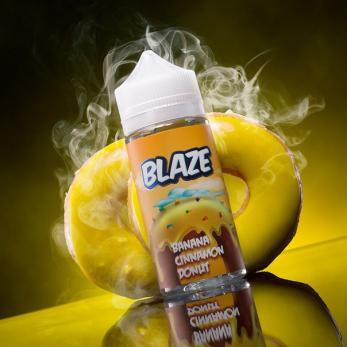 BLAZE Banana Cinnamon Donut 100 мл (3 мг)