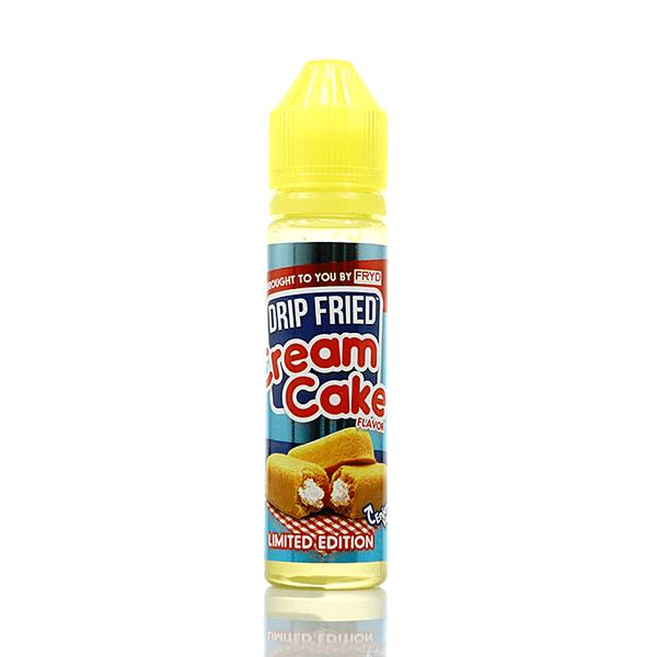 Drip Fried Cream Cake 60 мл (3мг)