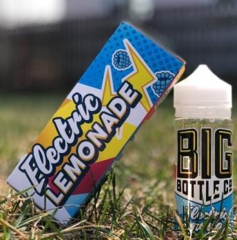 Big Bottle Electric Lemonade 120 мл (3мг)