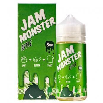 Jam Monster Apple 100 мл (3мг)