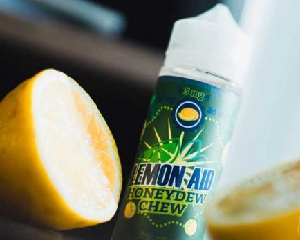 Lemon Aid Honeydew Chew 120 мл (3мг)