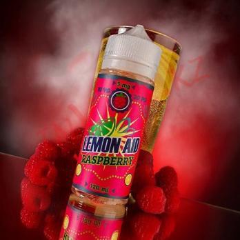 Lemon Aid Raspberry 120 мл (3мг)