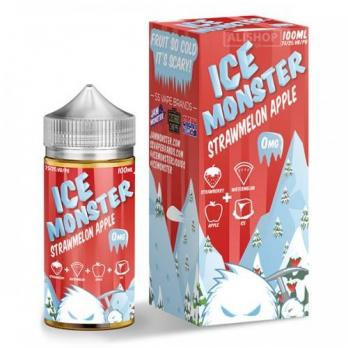 Ice Monster StrawMelon Apple 100 мл (3мг)
