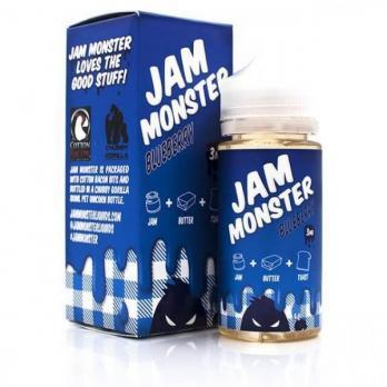 Jam Monster Blueberry 100 мл (3 мг)