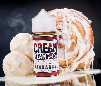 Cream Team Cinnaroll 100 мл (3мг)