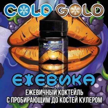 ColdGold Ежевика 120мл (3мг)