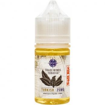 Tradewinds Tobacco Salt Turkish 30 мл (25 мг)