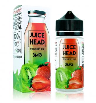 Juice Head Strawberry Kiwi 100 мл (3 мг)