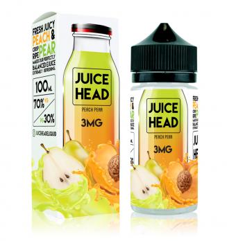 Juice Head Peach Pear 100 мл (3 мг)