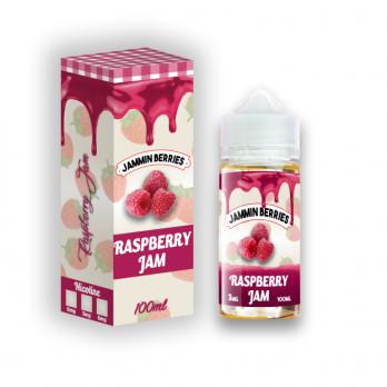 Jammin Berries Raspberry 100 мл (3мг)